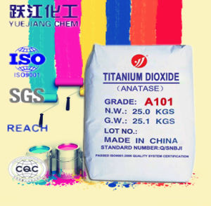 Anatase TiO2 Titanium Dioxide High TiO2 Content 98%Min pictures & photos