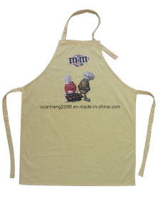 Customized Cooking Apron with Logo pictures & photos