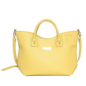 New Arrival Simplicity Designer Lady PU Tote Handbags (D130104) pictures & photos