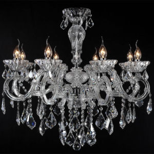 Crystal Chandelier Pendent Lamp (AQ09122/8) pictures & photos