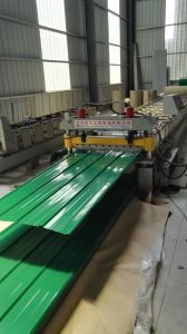 Corrugated Steel Sheet Roof Forming Machine pictures & photos