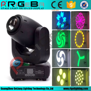 2017 Most Popular 150W LED Beam Spot Moving Head Stage Light pictures & photos