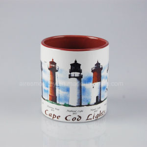 Popular Wholesale Personalized Custom Cup Mighty White Coffee Ceramic Mug pictures & photos