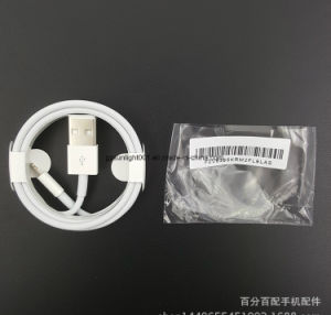 Original Date Line for iPhone7 Charging USB Cable pictures & photos