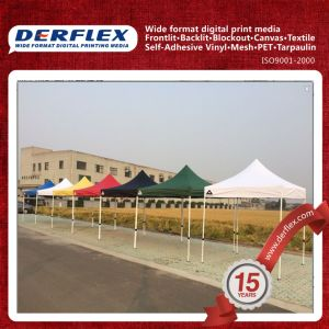 Waterproof Polyester Textile Tent PVC Oxford Textile Fabric pictures & photos