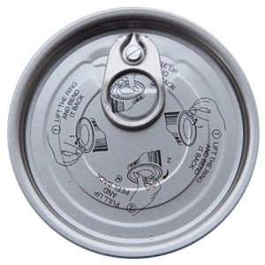 502# Aluminum Easy Open Lid pictures & photos