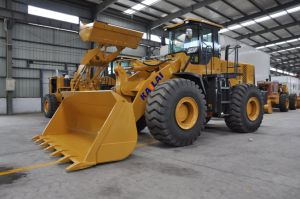 Kailai 6ton Wheel Loader Kl966 New Model in Stock pictures & photos