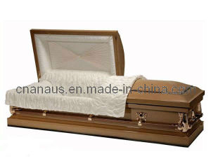 American Style 20 Ga Steel Casket (20H2028) pictures & photos