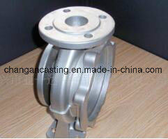 Well Salse Precision Casting Stainless Steel Valve Body