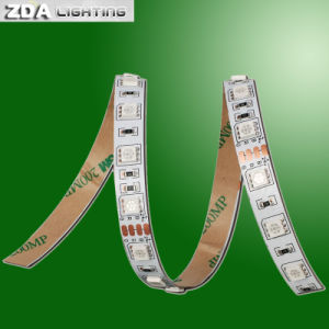 12-24V SMD5050 Multi-Color LED Strip pictures & photos