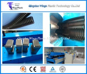 Corrugated Pipe Machine, PE / PVC / PP / PA Corrugated Pipe Line pictures & photos