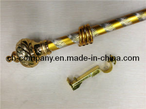 Hot Sale Aluminium Curtain Rod (6001) pictures & photos