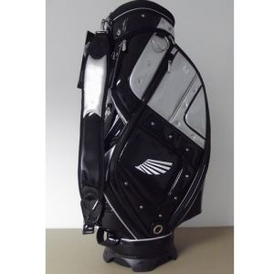 Black Silver Brand Newest Golf Bag Staff Bag pictures & photos