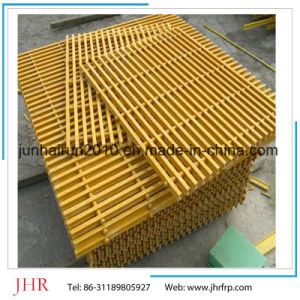 High Strength FRP Pultruded Grating Corrosion Resistant pictures & photos