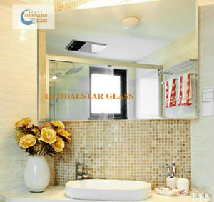 Bathroom Silver Mirror, Aluminum Mirror From Mirror Factory pictures & photos