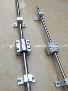 Sc25 Linear CNC Shaft with End Support for CNC Linear Guide pictures & photos