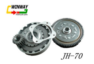 Jh-70 Motorcycle Part, Motorcycle Clutch Assembly pictures & photos
