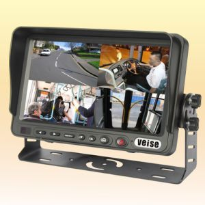 Quad Monitor Rear View System for Tractor, Trailer, Truck pictures & photos