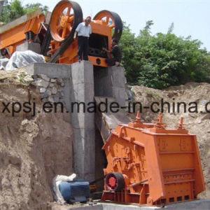 Quartz/Riverstone /Cobbel Stone Production Line 50-500t/H pictures & photos