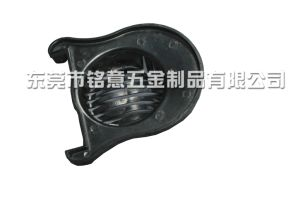 Precision Zinc Alloy Die Casting of Speaker Cover (ZC4182) Approved by ISO9001: 2008 pictures & photos