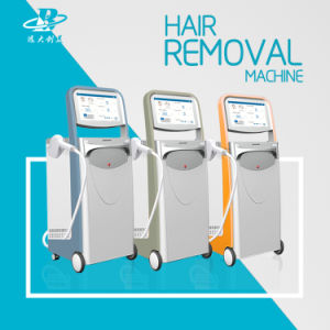 Professional Hot Selling Hair Removal 808nm Non-Channel Diode laser Hair Removal pictures & photos