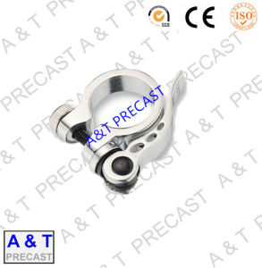 Hot Sale 125mm 280mm 201 304 Ss Breeze Hose Clamps pictures & photos