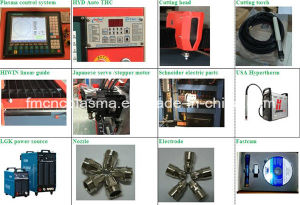 Feimai Plasma Metal Cutting Machine pictures & photos