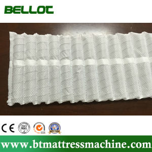 Rolled Packing Pocket Spring Unit for Mattress