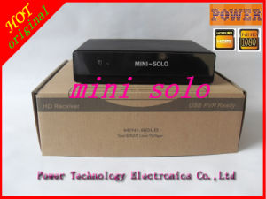 Mini Vu Solo Cloud Ibox HD IPTV Streaming Channels Satellite Receiver