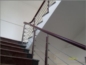 Stainless Steel Railing for Staircase (JKL-1701)
