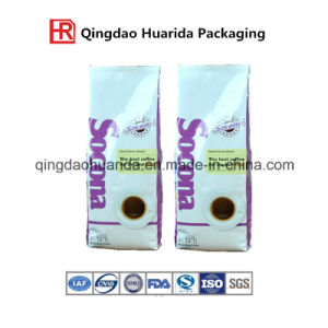 Foil Laminated Side Gusset Coffee Bean Bag with Good Quality pictures & photos