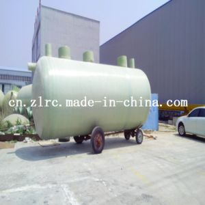 Fiberglass Tank for Sewage Treatment/ Pressure Tank pictures & photos