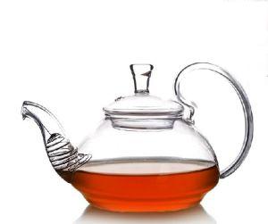 Fine Quality Glassware / Lgass Jar / Kitchenware/ Tea Pot / Teaset pictures & photos