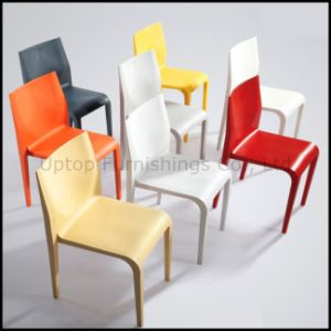 Cafe Furniture Stackable Plastic Restaurant Chair (SP-UC048) pictures & photos