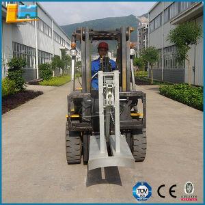 Material Handling Equipment Manufacturers Forklift Attachment Drum Lifter