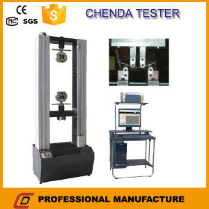 Wdw-100 Electronic Universal Testing Machine +Static Test of Metallic Medical Bone Plates+ Medical Bone Surgical Implant Test pictures & photos