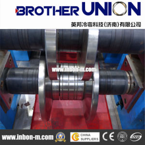 Cold Roll Forming Machine High Speed Purlin Machine pictures & photos