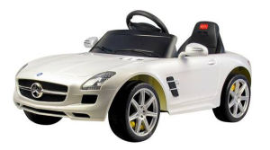 R/C 4CH Ride on Car (Authorized, 1: 4 scale) (81600)