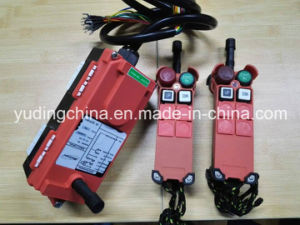 F21-2s Wireless Remote Control for Electric Chain Hoist and Crane pictures & photos