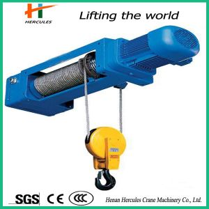 Fem European Standard Wire Rope Electric Hoist pictures & photos