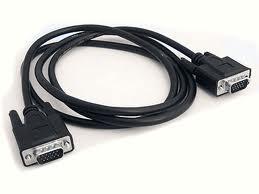 VGA Cable Black