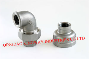 Stainless Steel 304/316 Reducing Coupling pictures & photos