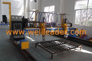 CNC Flame Cutting Machine for Carbon Steel