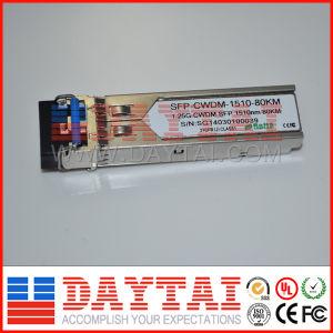 80km CWDM Bi-Directional SFP Transceiver Module pictures & photos