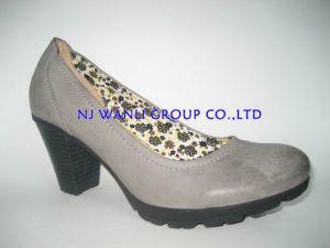 Fashion Lady Shoe 523202