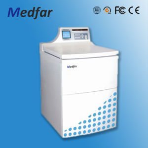 Medfar High-Speed Refrigerated Centrifuge Model: Mfl-21mc pictures & photos