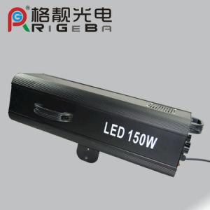 Rigeba 150W/200W 6 Colors+White LED Follow Spot Light pictures & photos