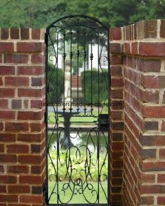 Garden Arch Wrought Iron Gate Designs pictures & photos