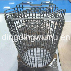 Wolfram Birdcage Heater for Sapphire Crystal Growth Vacuum Furnace pictures & photos