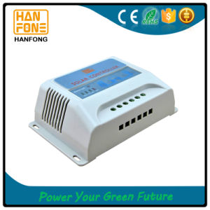 Hanfong intelligent PWM Solar Charge Controller (SRAB10) pictures & photos